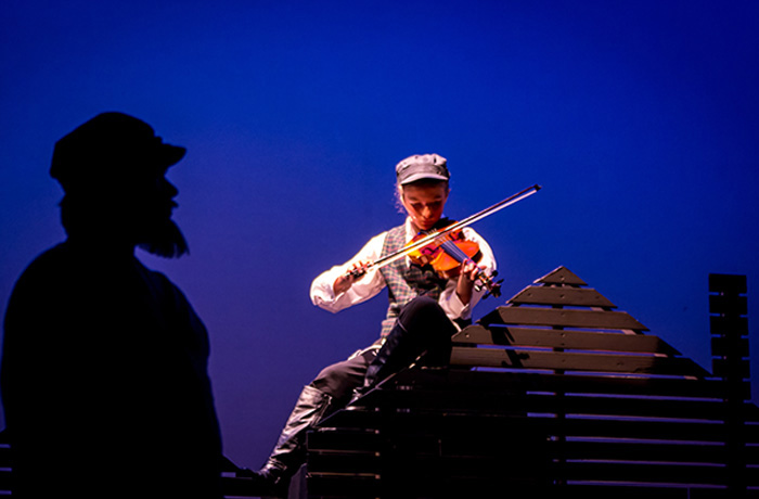 The Fiddler (Molly Banzhoff)