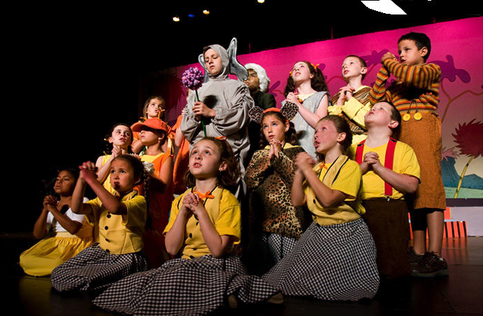 Seussical, Horton Hears a Who