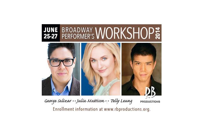 Broadway Performers Workshop, 2014