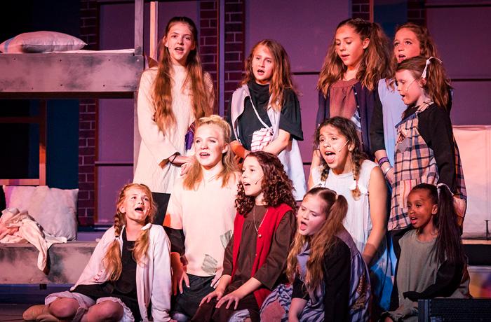 Annie and Orphans
