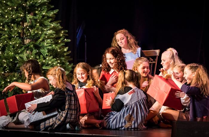 Daddy Warbucks' Christmas