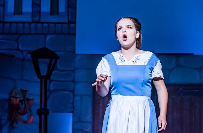"""Belle Sings """"Home"""""""