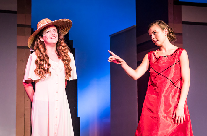 Miss Dorothy and Millie